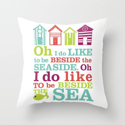 Fair trade cushion design