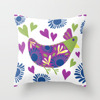 Fair trade cushion design
