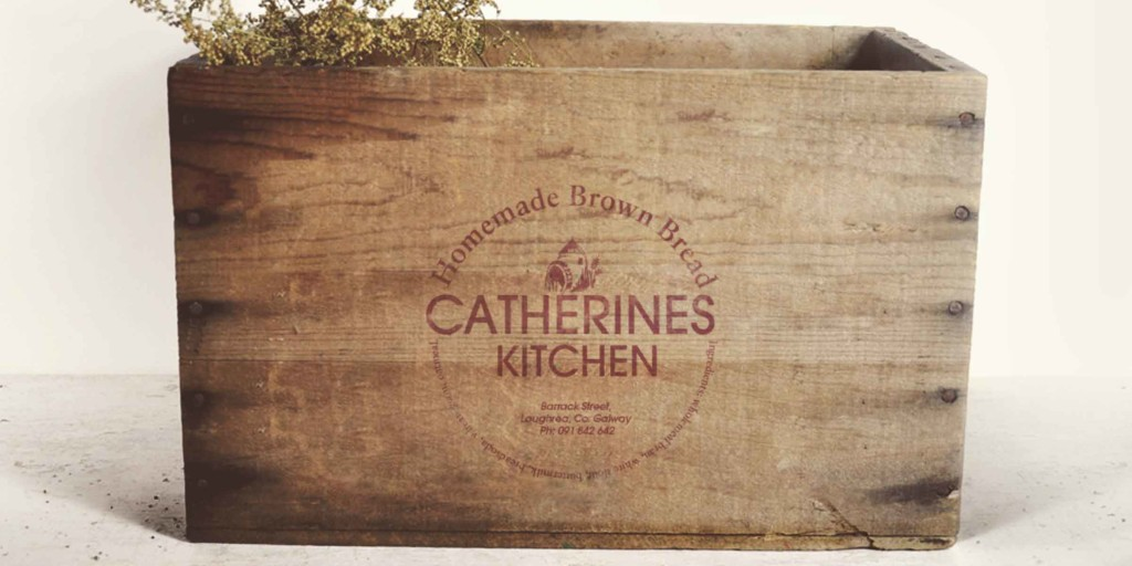 Catherine's Kitchen Logo Design