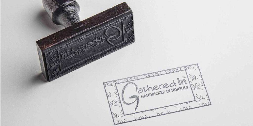 Rubber stamp design
