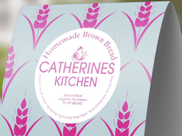 Catherine's Kitchen Brand