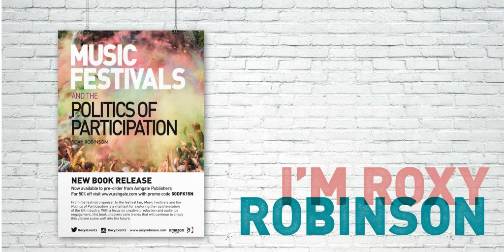 Roxy Robinson Poster Promotion