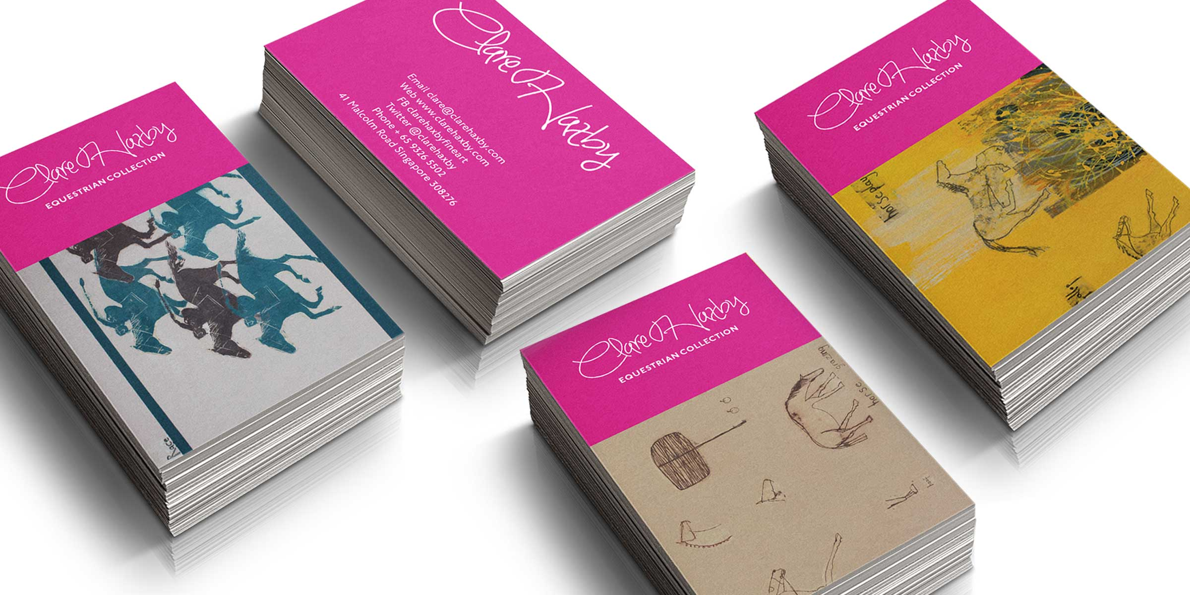 Equestrian Business Cards Uk Choice Image - Card Design And Card ...
