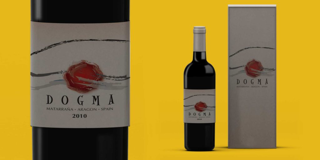 One-Line-Studio-Wine-Label-Design