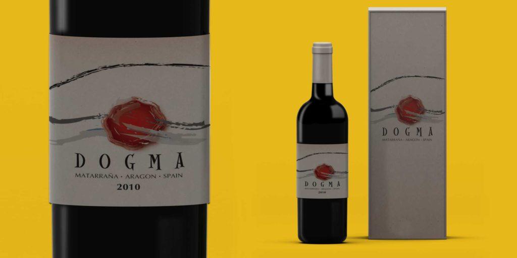 One-Line-Studio-Wine-Label-Design