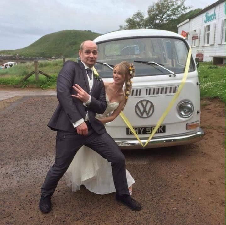 Mrs and Mr Helen & Daniel Barlow Scott