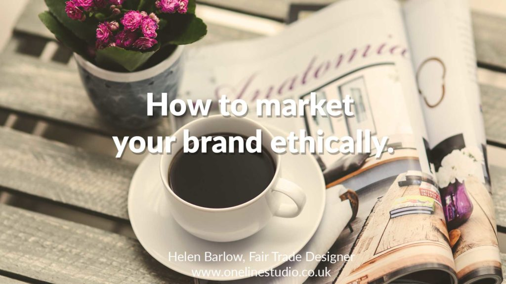 How-to-market-ethically
