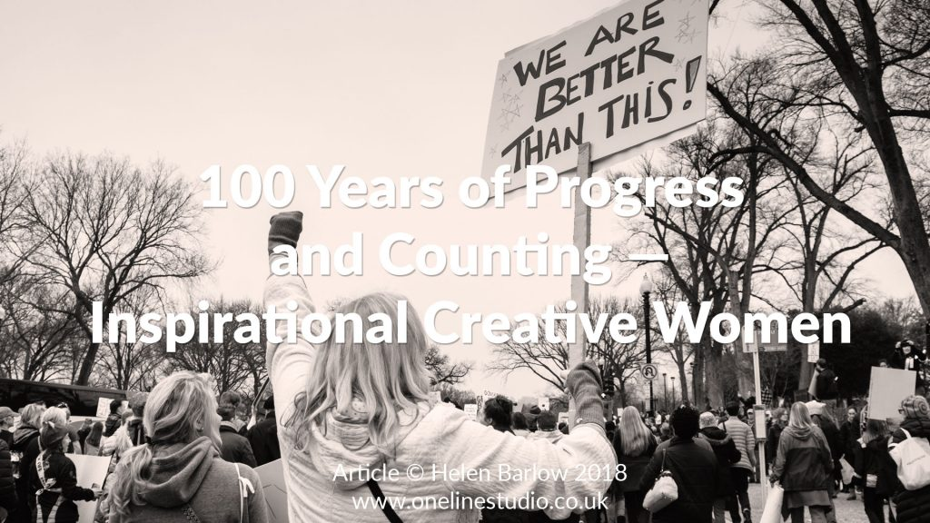Inspirational-Creative-Women-Feminism