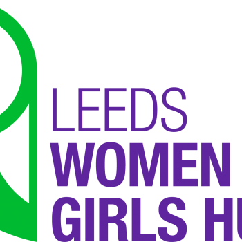 Leeds Women and Girls Hub Logo Design