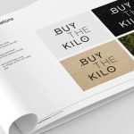 Plastic-free Brand Identity, Buy the Kilo