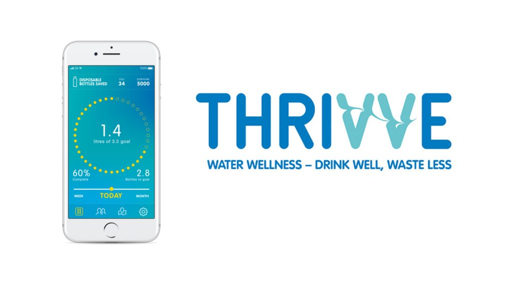 Thrivve water wellness