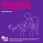 Communications Campaign, Women Friendly Leeds